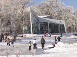 Assiniboine Conservancy Family Centre