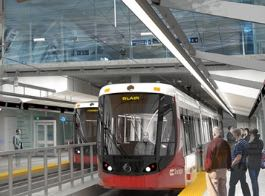 Confederation Line Light Rail Transit System